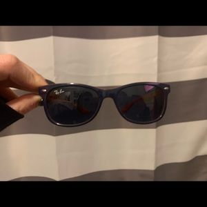 Two Toned Kids Raybans